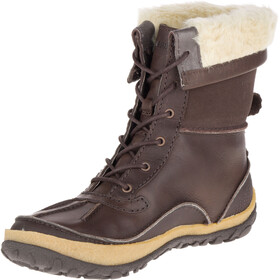 Merrell Tremblant Polar WP Mid-Cut Schuhe Damen oak